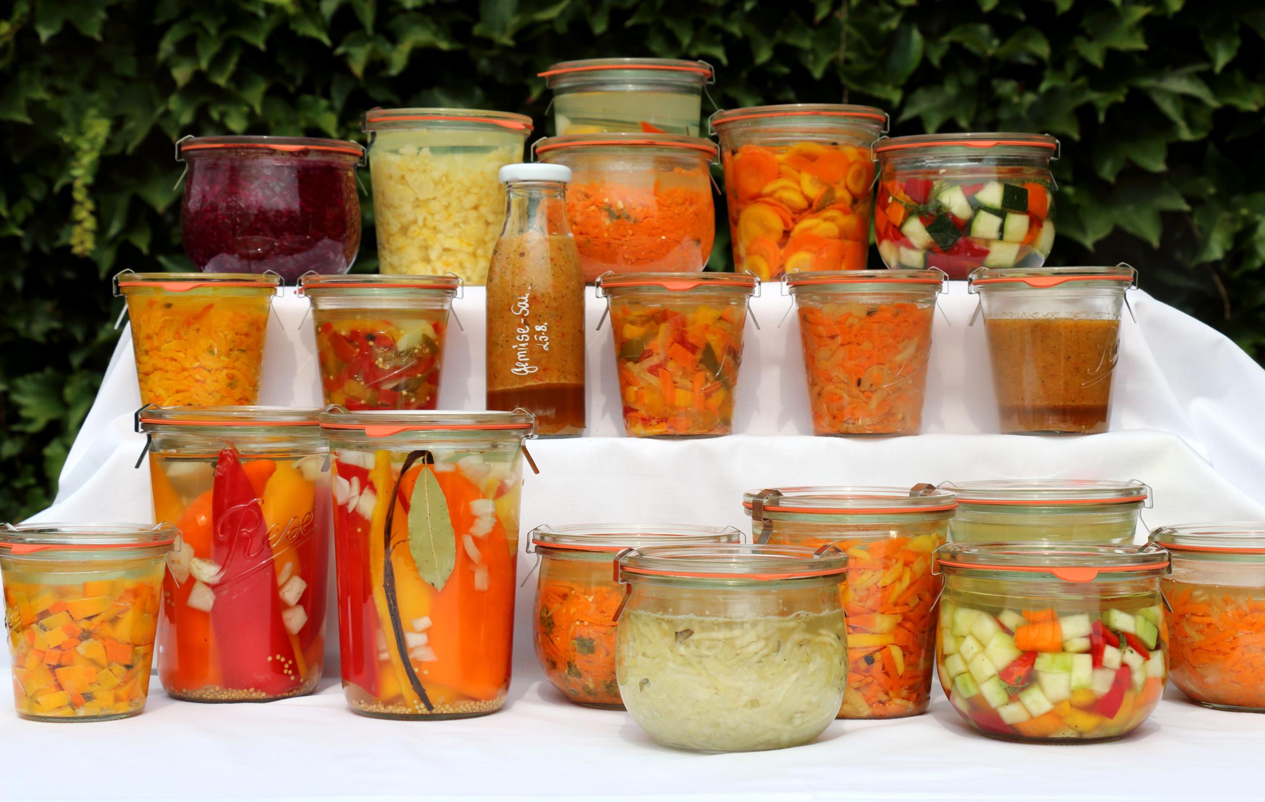 Read more about the article Fermentieren von Gemüse